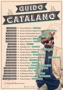Guido Catalano Tour Estivo OVCMBMUN